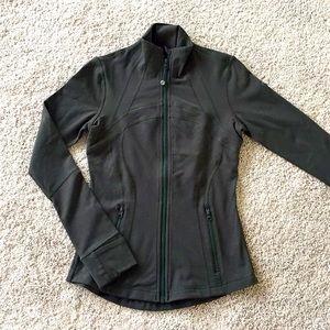 lululemon Define Jacket *New, moss green, size 4